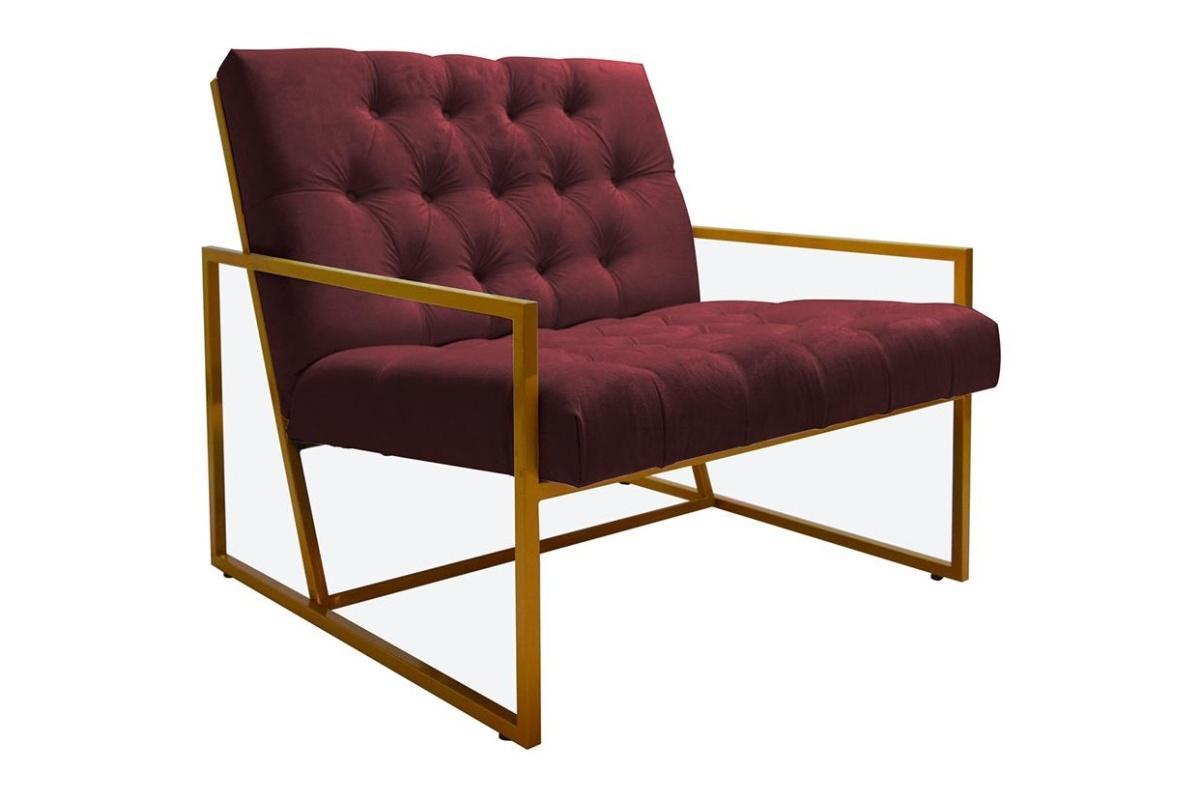 Dizajnová lavica Aniya Chesterfield - rôzne farby