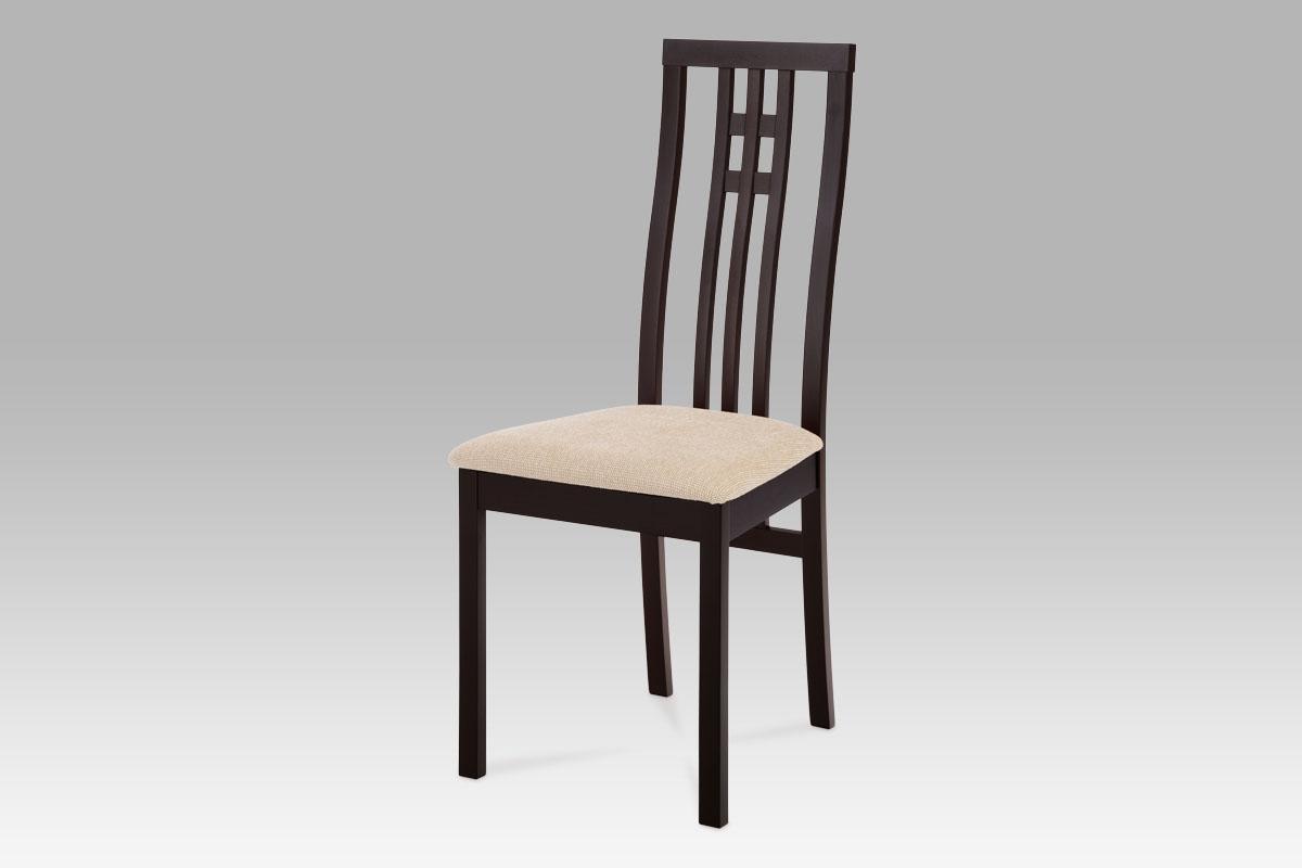 Jedálenská stolička BC-2482 BK
