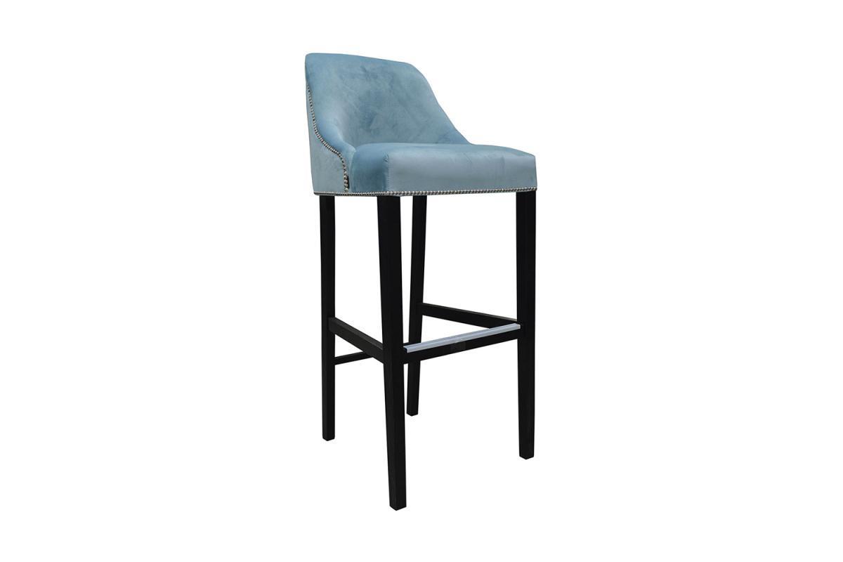 Dizajnová barová stolička Gideon 77 - rôzne farby