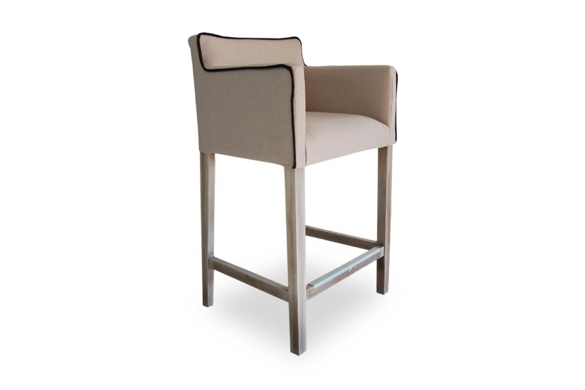 Dizajnová barová stolička Kaylin 77/107 - rôzne farby