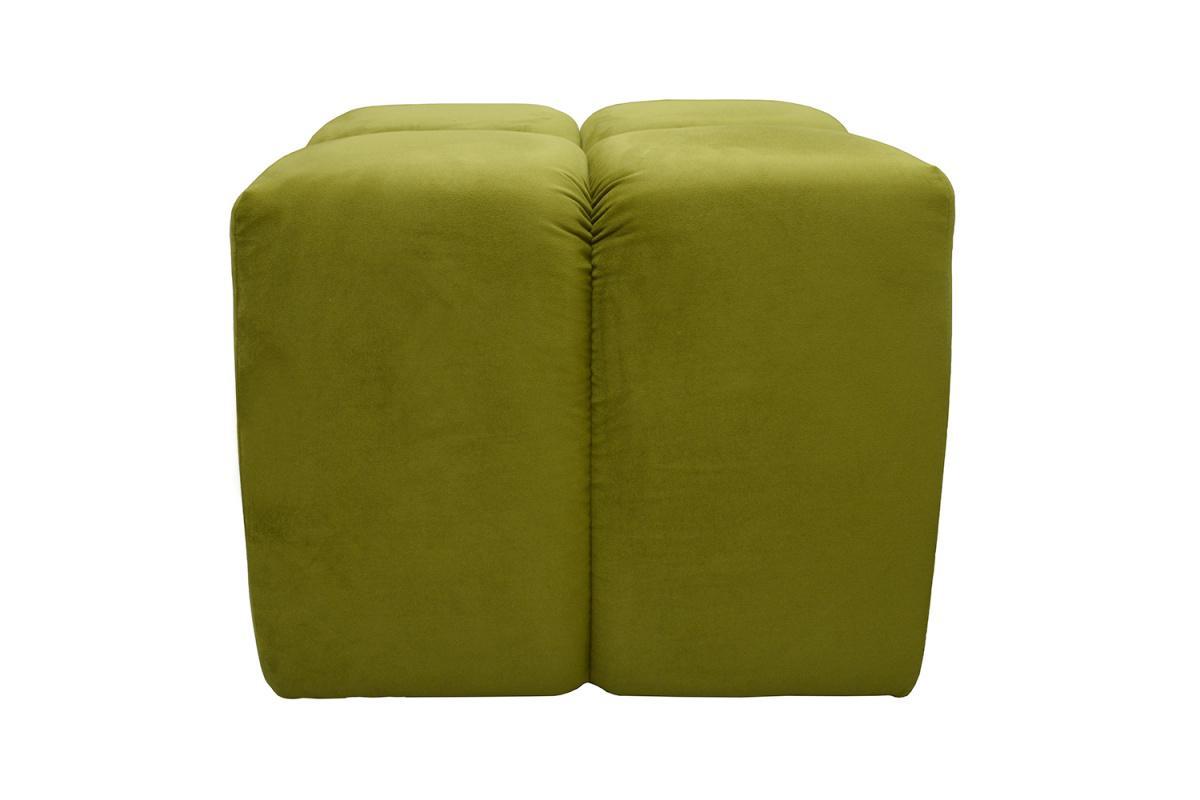 Dizajnová taburetka Brittany 90x90 - rôzne farby