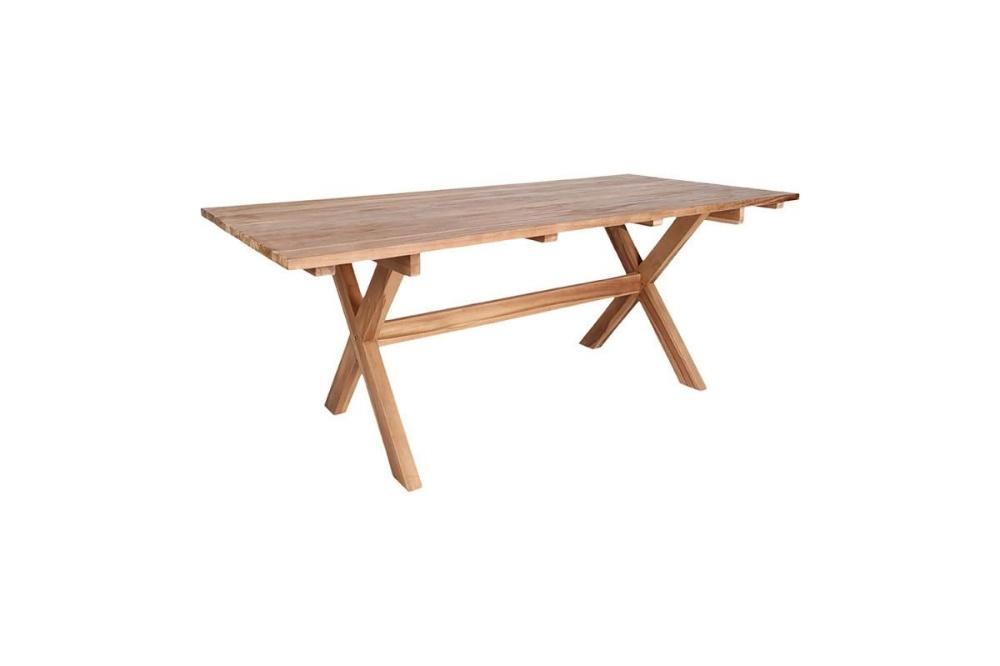 Norddan Záhradný jedálenský stôl Rhys