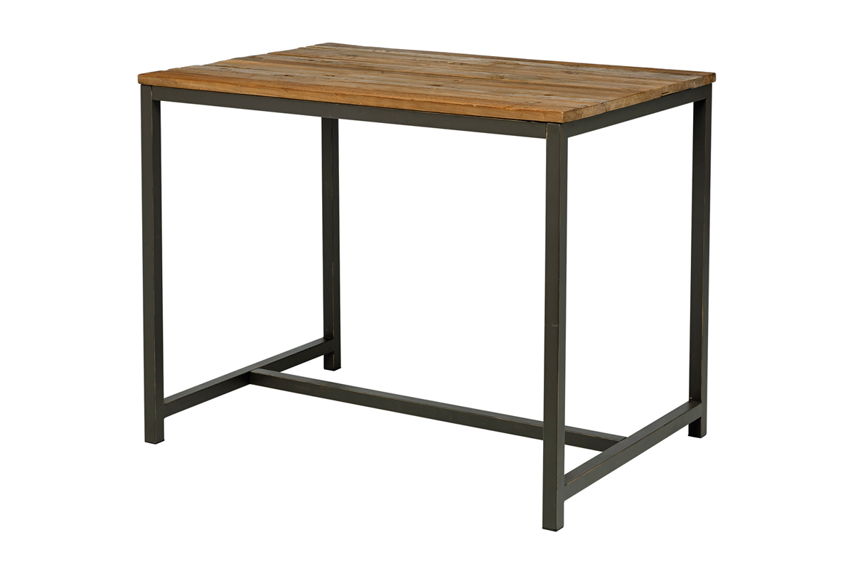 Dkton Barový stôl Nikeesha 130 cm brest