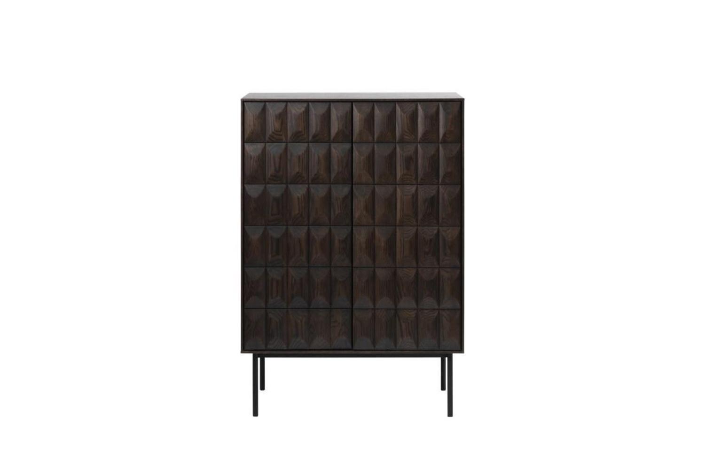 Furniria Dizajnová barová skrinka Kimora