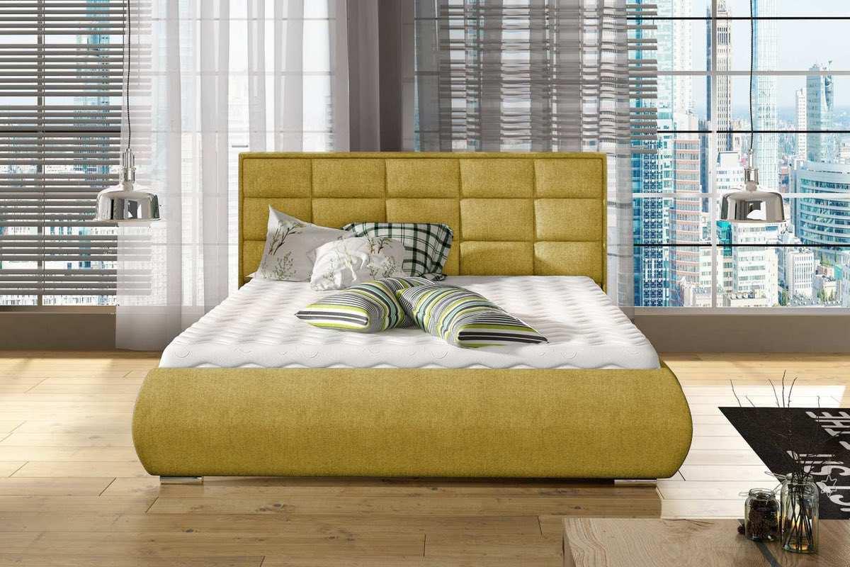 Confy Dizajnová posteľ Carmelo 180 x 200 - 6 farebných prevedení