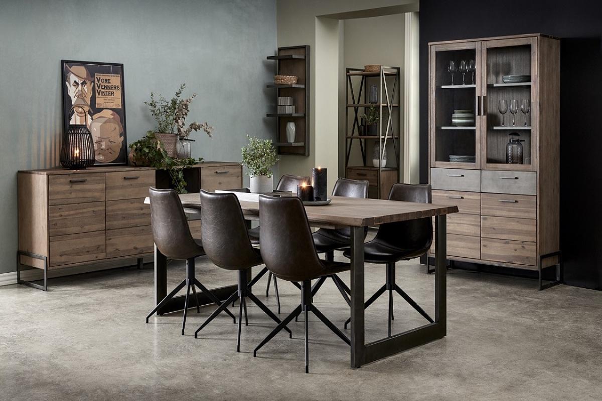 Furnistore Dizajnový jedálenský stôl Aart, 180 cm