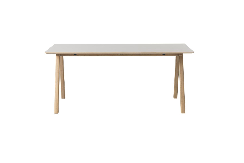 Furniria Dizajnový jedálenský stôl Jaxen 90 x 180 cm