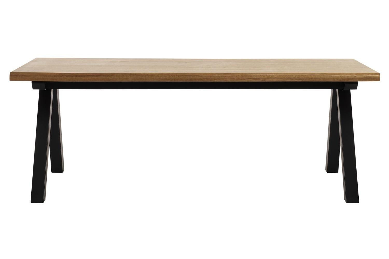 Furniria Dizajnový jedálenský stôl Jaxton 100 x 210 cm