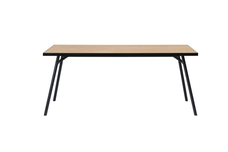 Furniria Dizajnový jedálenský stôl Kaia 90 x 180 cm