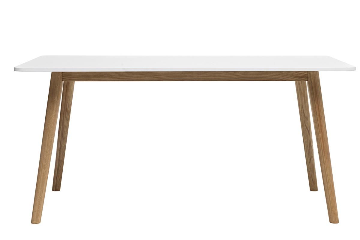Furniria Dizajnový jedálenský stôl Marie 90 x 160 cm