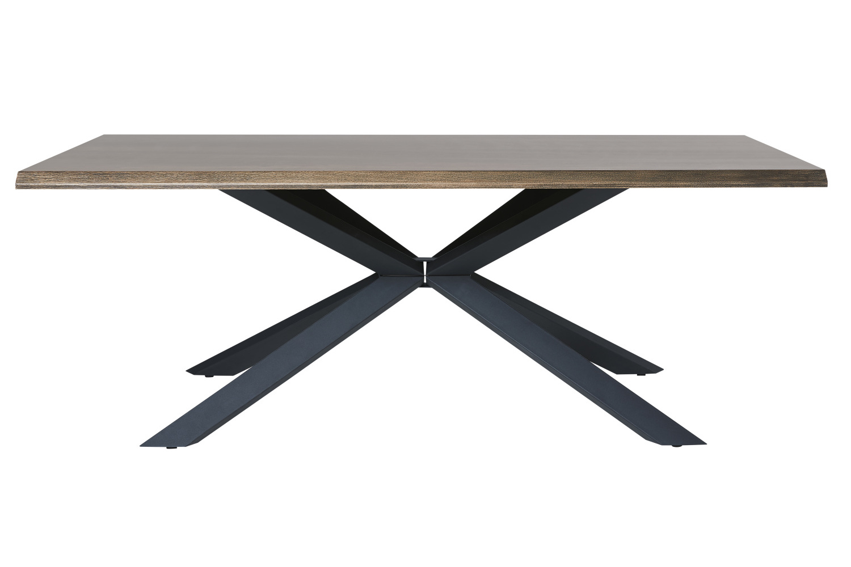 Furniria Dizajnový jedálenský stôl Micheal 100 x 200 cm