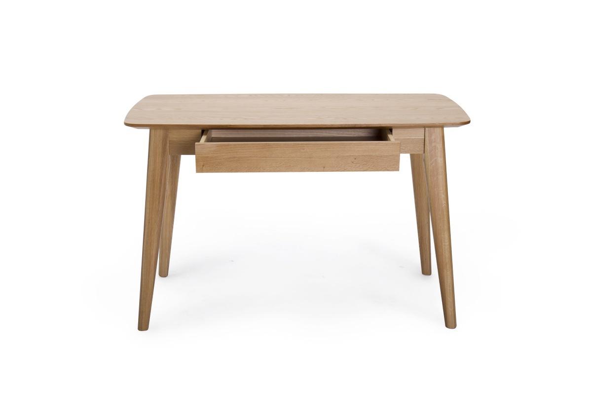Furniria Dizajnový písací stôl Rory 120 cm