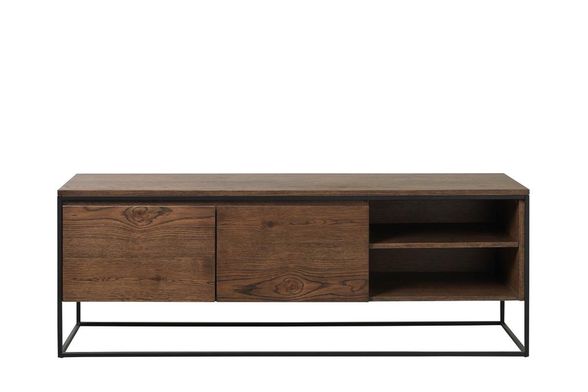 Furniria Dizajnový TV stolík Clarissa 155 cm