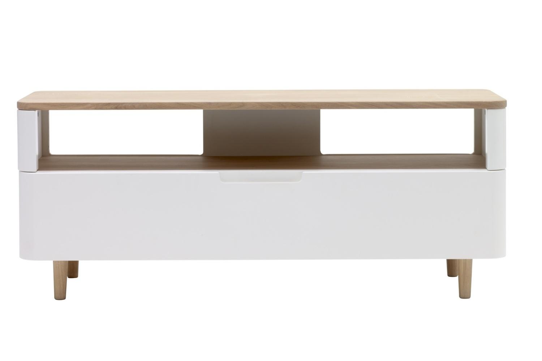 Furniria Dizajnový TV stolík Desiree 120