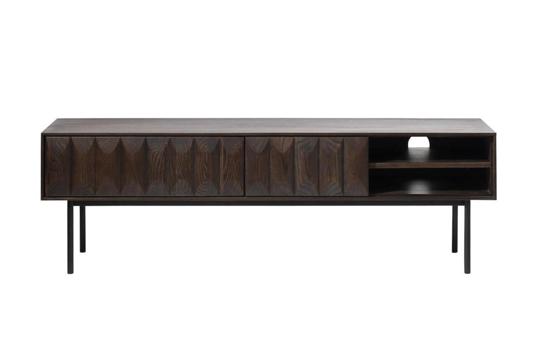 Furniria Dizajnový TV stolík Kimora