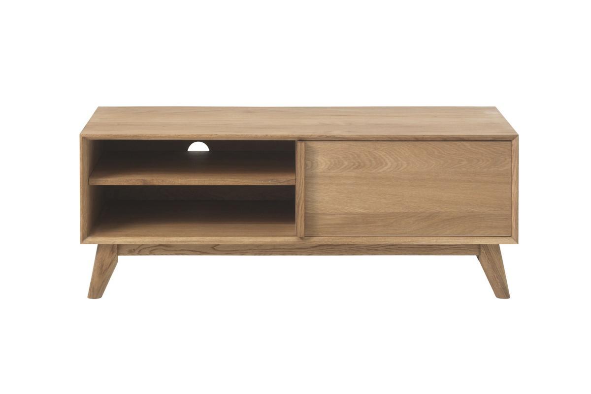 Furniria Dizajnový TV stolík Rory 120 cm