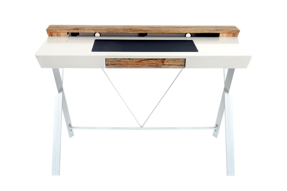 Dizajnový písací stôl Finley