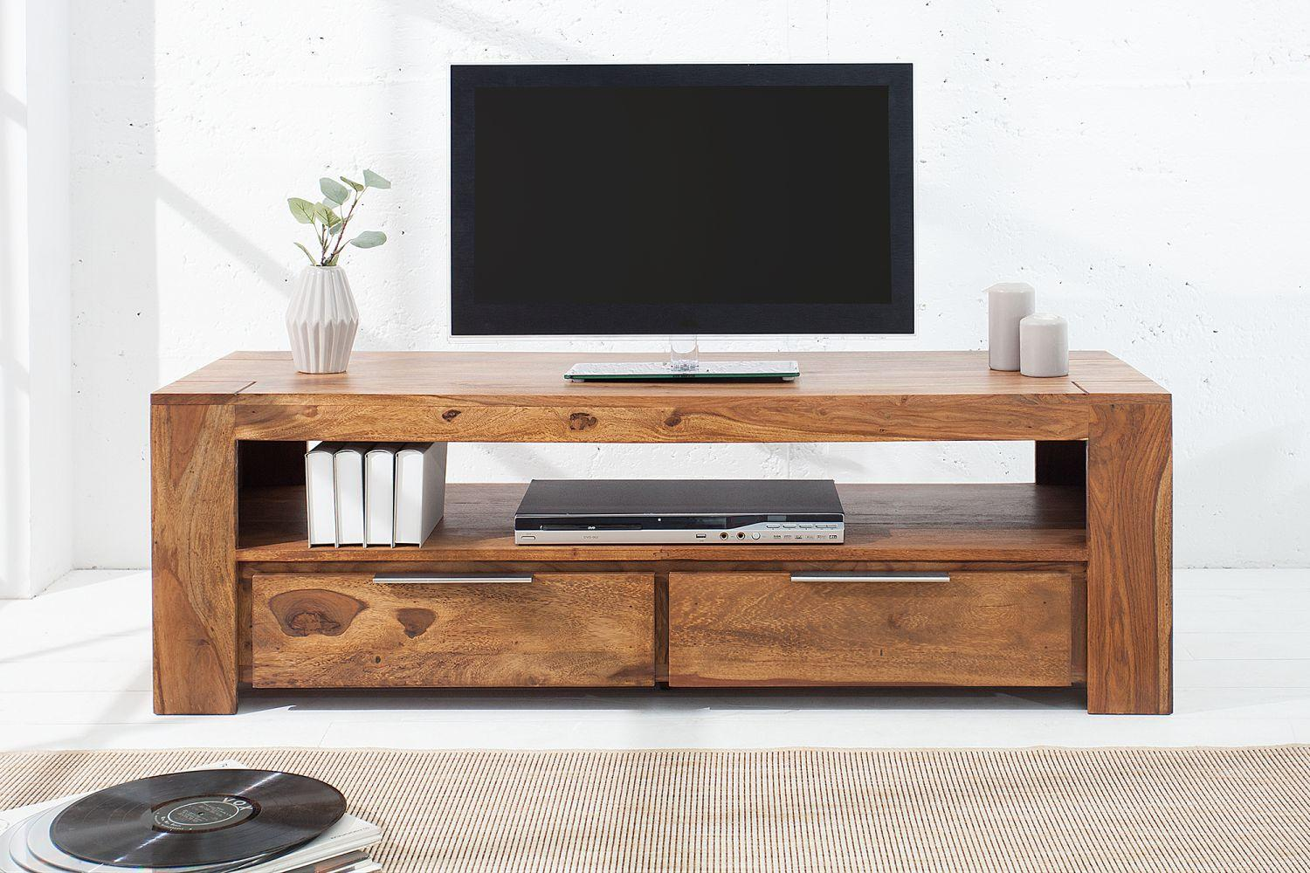 Luxusný TV stolík Elegant masív 135 cm
