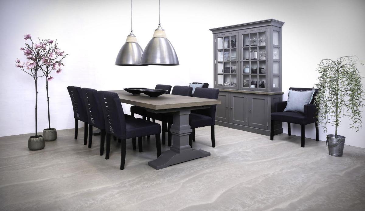 Jedálenská stolička Marta/ čierna