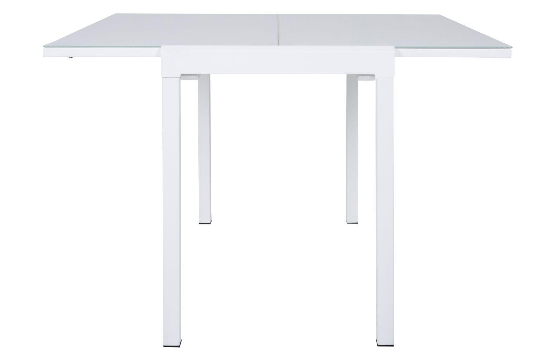 Jedálenský stôl Snow 2 rozkladací 55-110cm