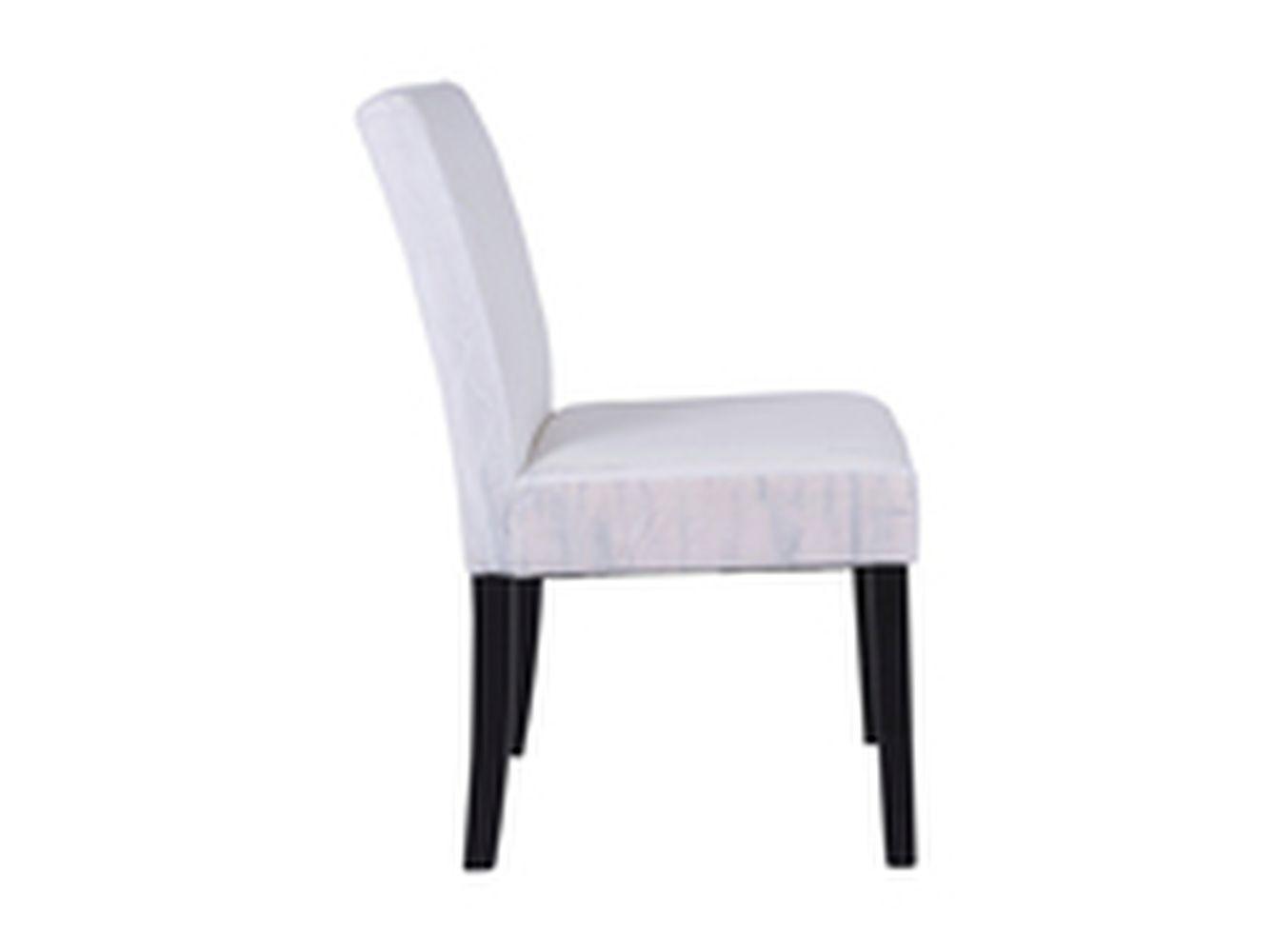 Jedálenská stolička Diana 53 cm / biela