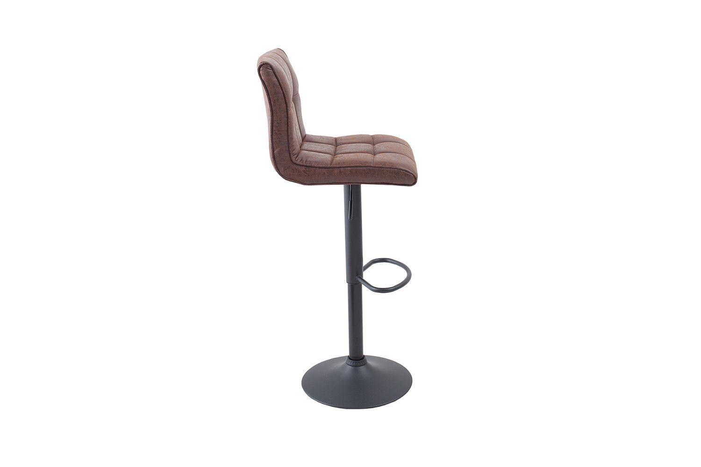 Barová stolička Modern vintage hnedá - II. Trieda