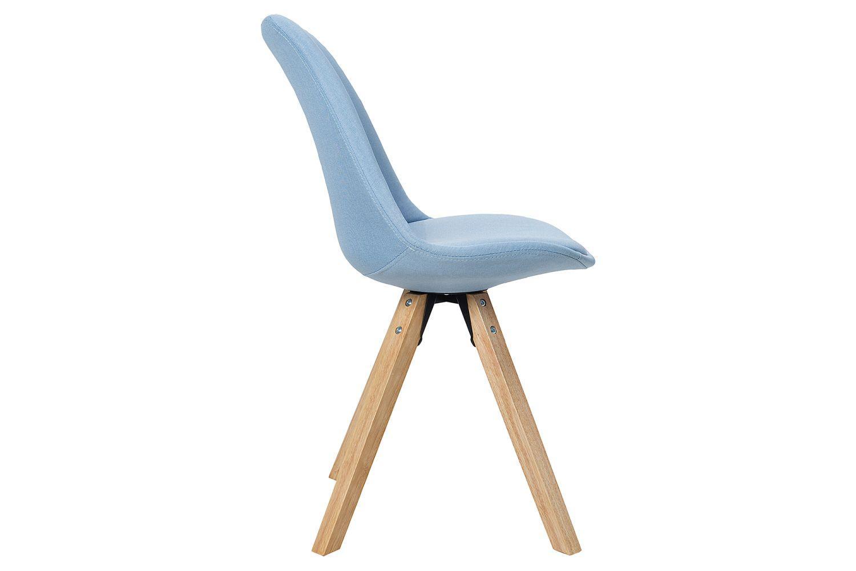 Stolička Sweden NewLook modrá