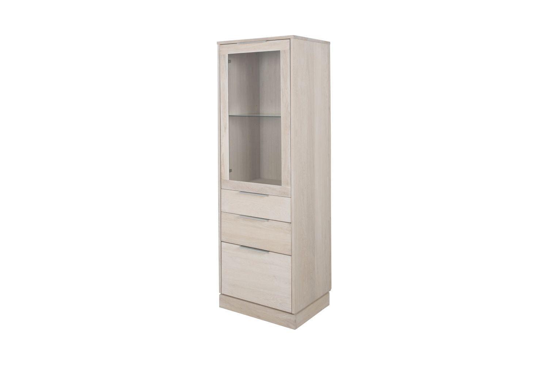 Dizajnová komoda Franco / 1 dverová