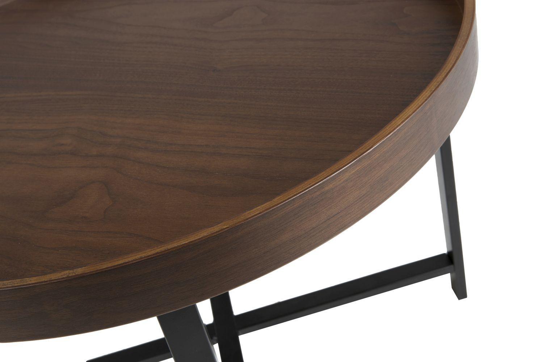 Konferenčný stolík Marley 62 cm / orech