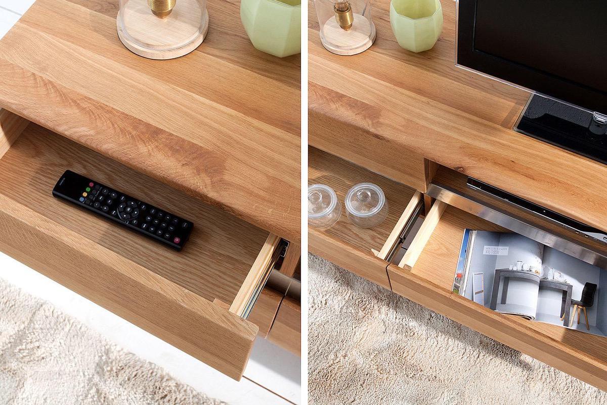 tv stol ky tv stol k evolution 160 cm dub. Black Bedroom Furniture Sets. Home Design Ideas
