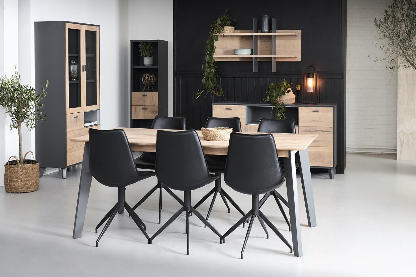 Furnistore Jedálenský stôl Aakil, 180 cm