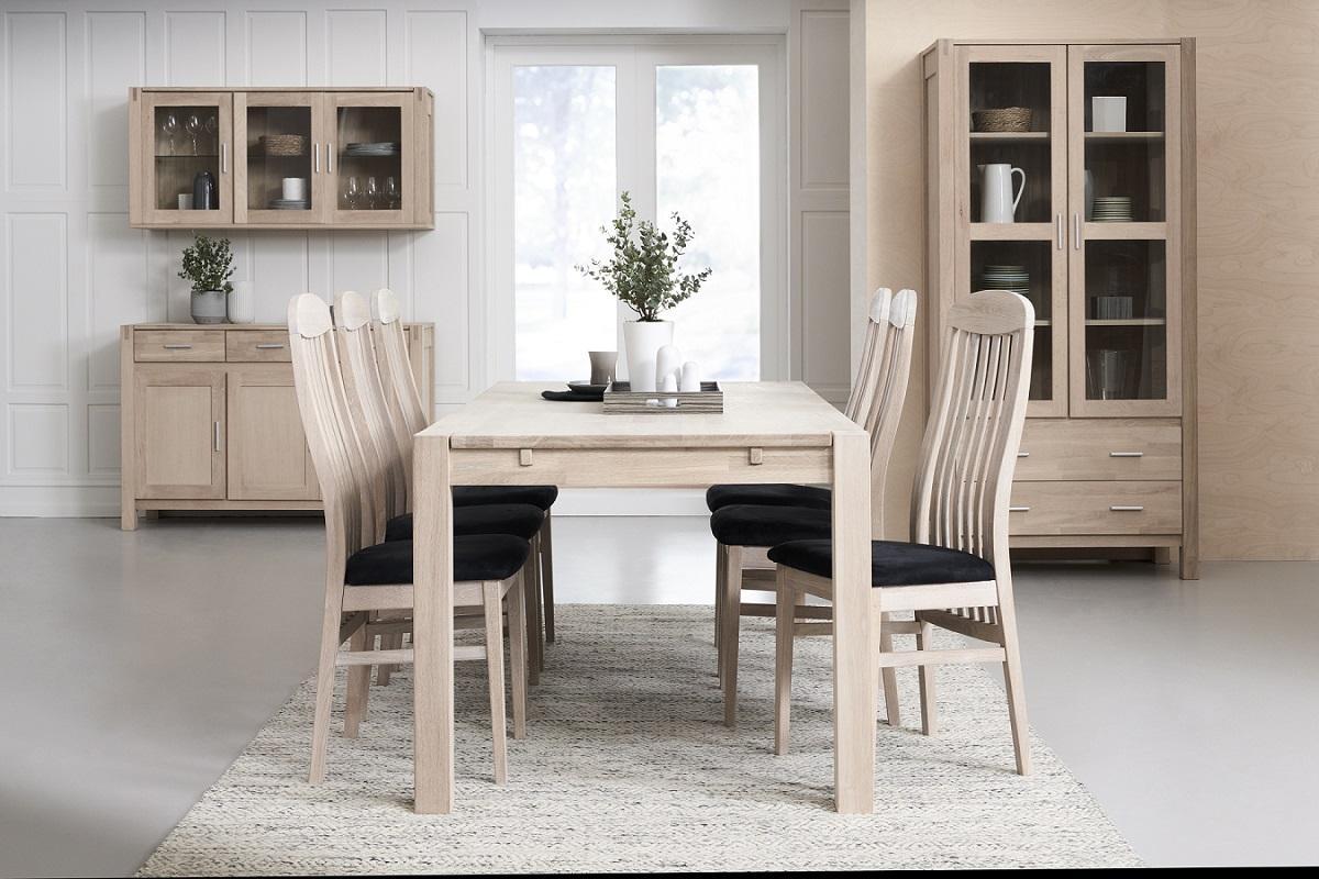 Furnistore Jedálenský stôl rozkladací Aalto, 200 - 300 cm