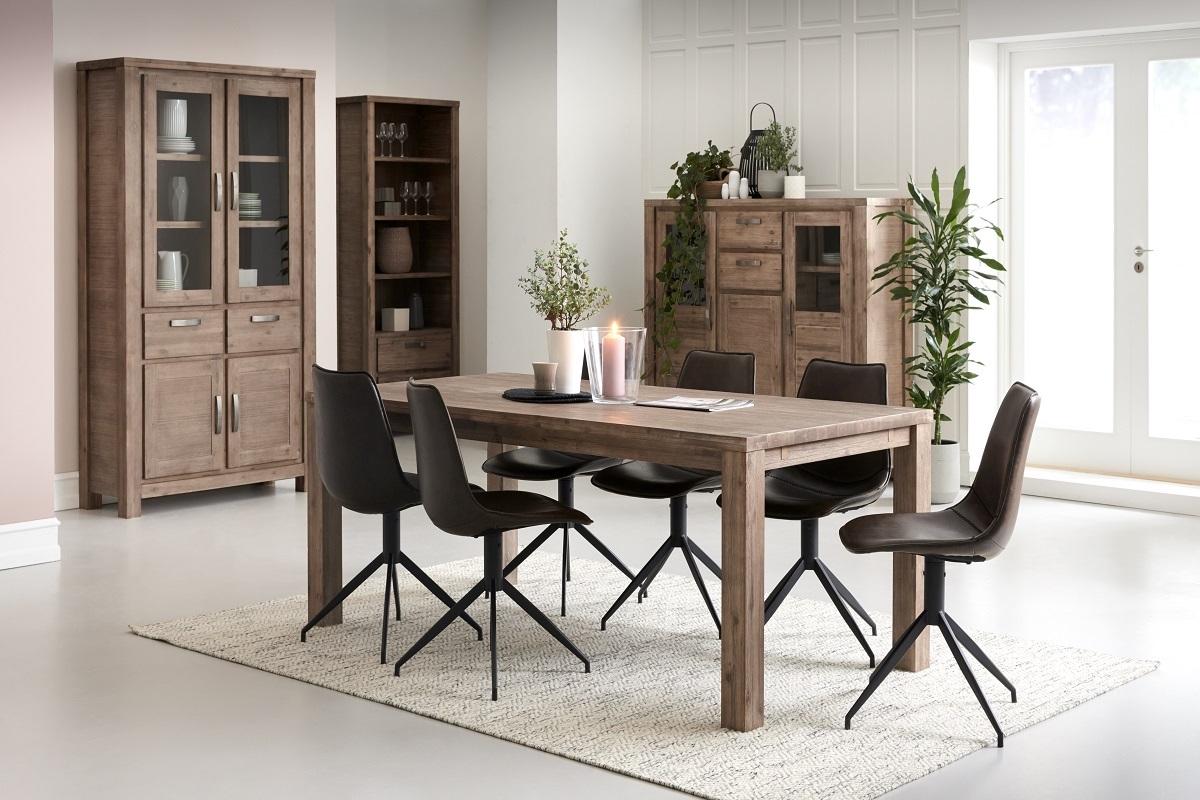 Furnistore Jedálenský stôl Aarav, 140 cm