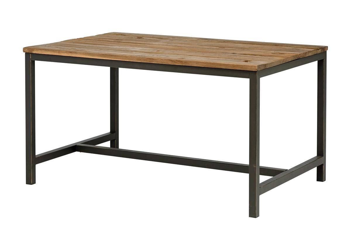 Dkton Jedálenský stôl Nikeesha 140 cm brest