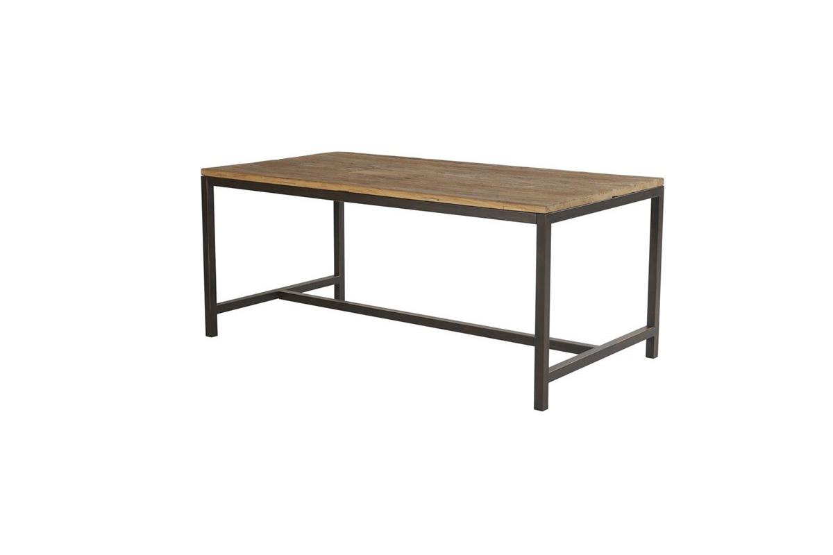 Dkton Jedálenský stôl Nikeesha 180 cm brest