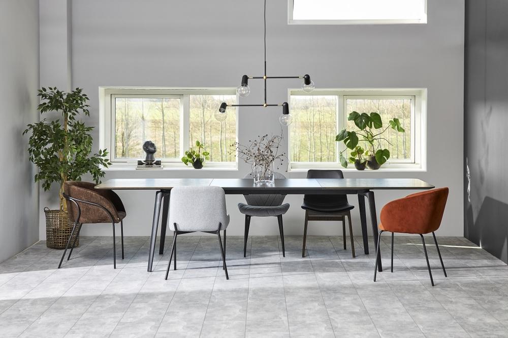 Dkton Jedálenský stôl rozkladací Nadine 200/300 cm dub
