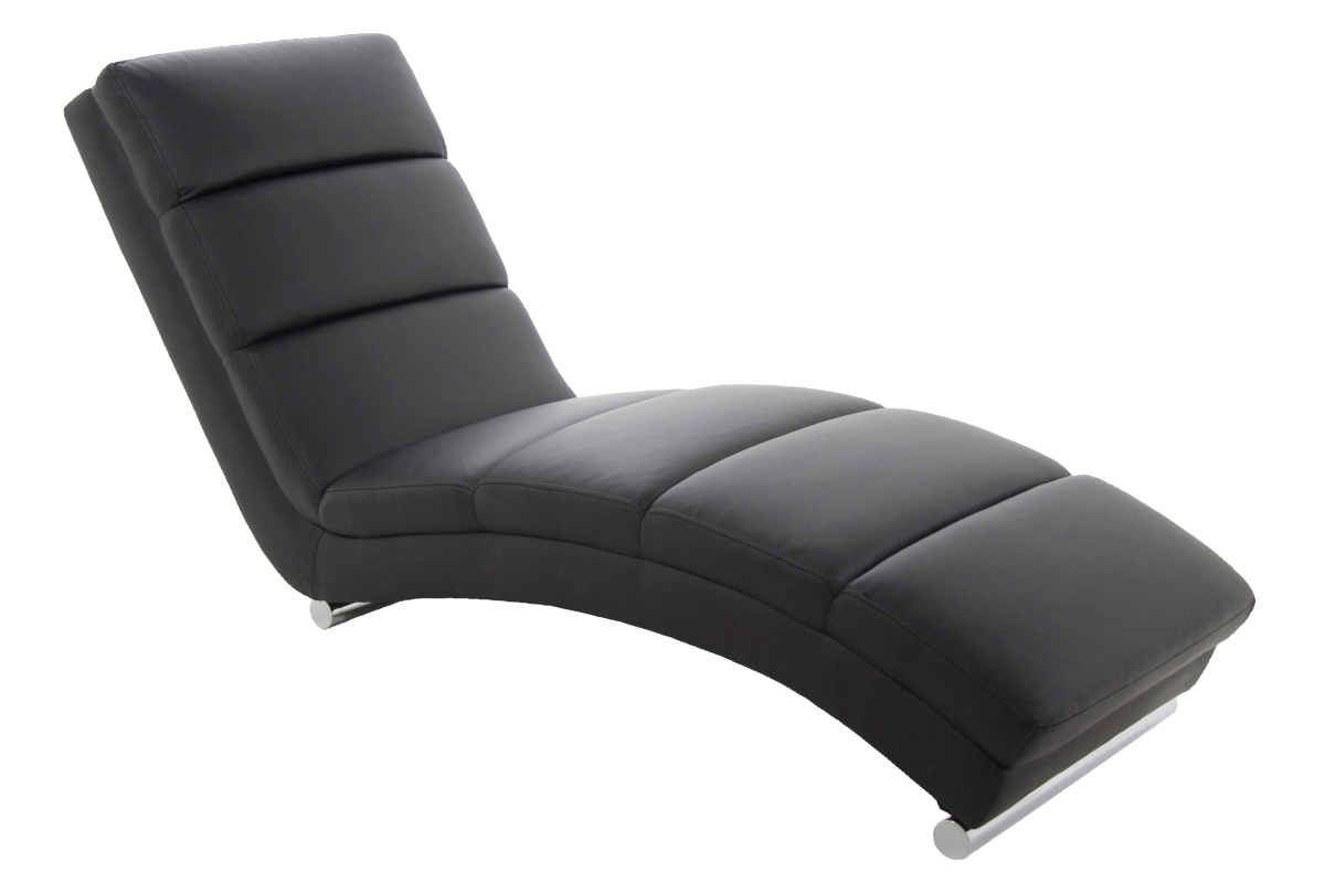 Dkton Luxusné relaxačné kreslo Nana, čierne