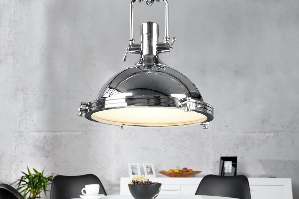 Lampa Commercial 45cm chróm