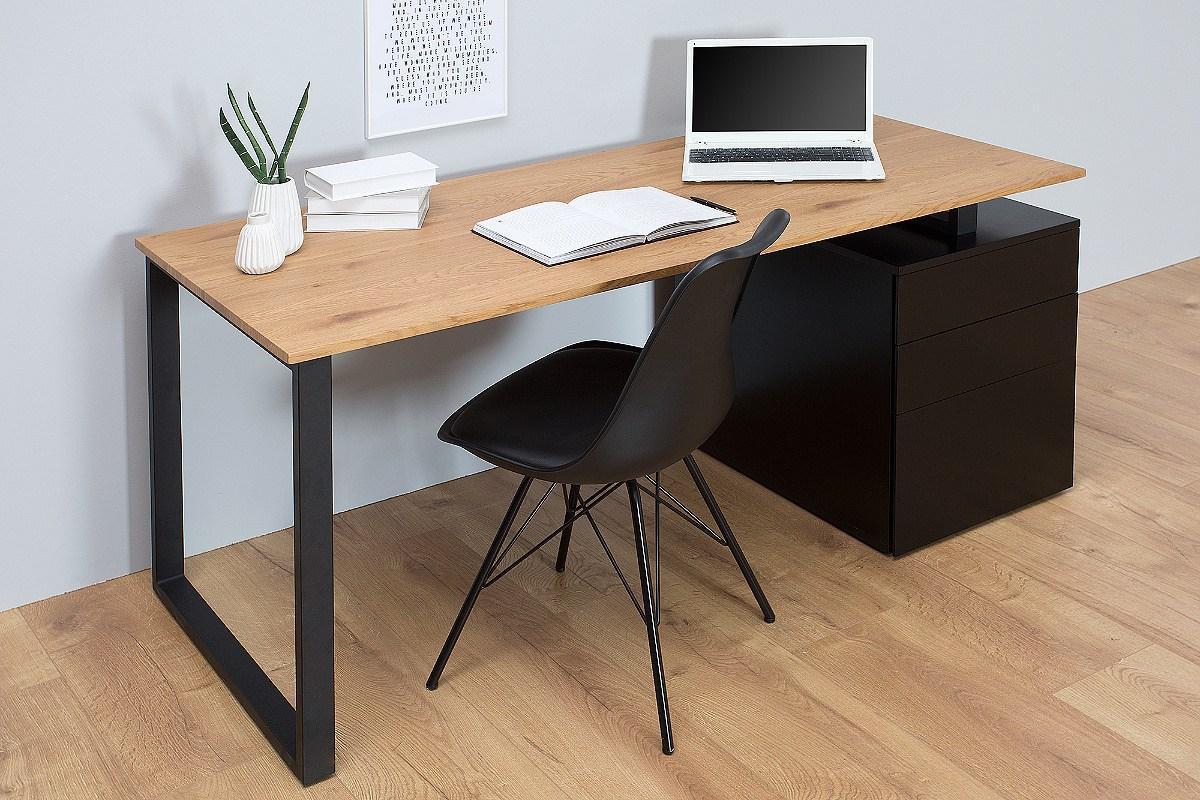 Písací stôl Zayden dub 160 cm
