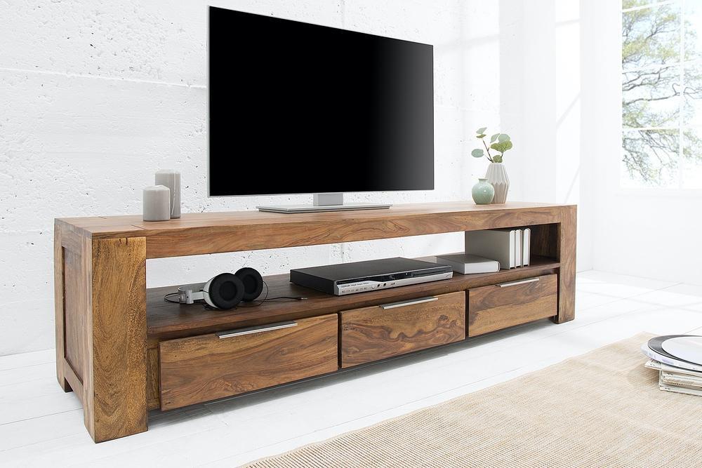 Luxusný TV stolík Elegant masív 170 cm