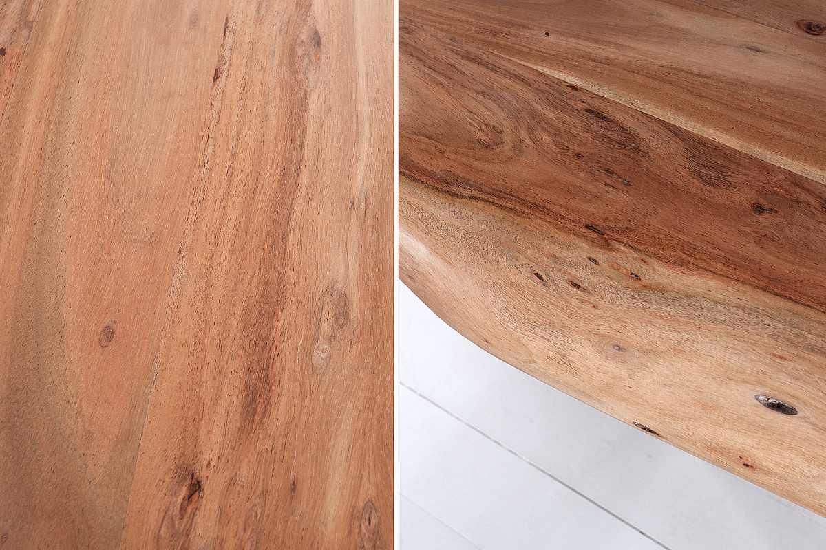 Luxusný jedálenský stôl Massive X 240 cm akácia
