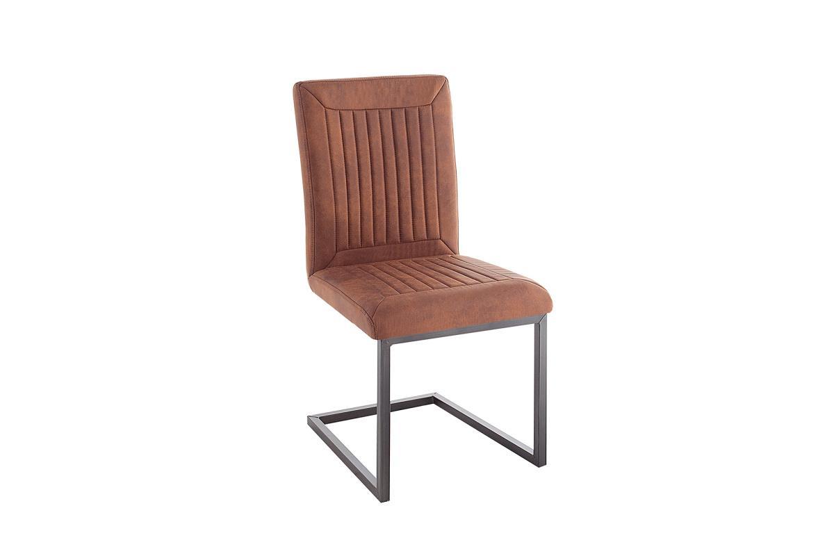 Jedálenská stolička Madilyn svetlohnedá