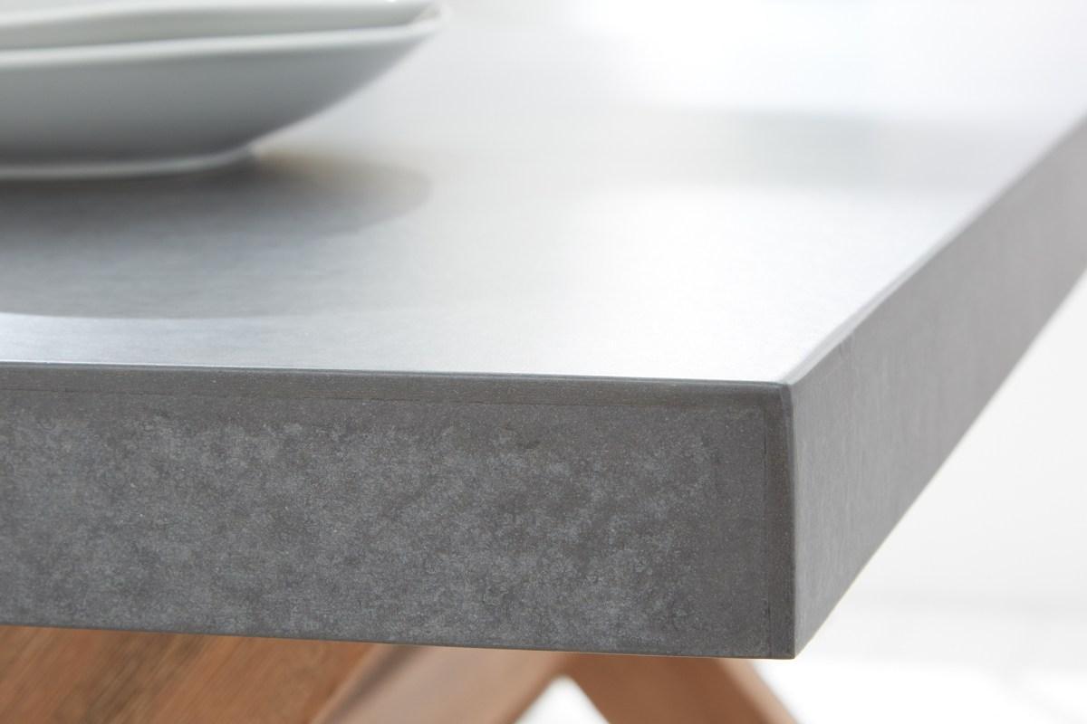 Jedálenský stôl Elliott akácia 220 cm