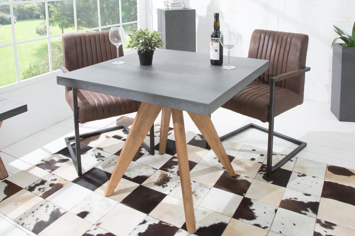 Jedálenský stôl Adelyn 90cm