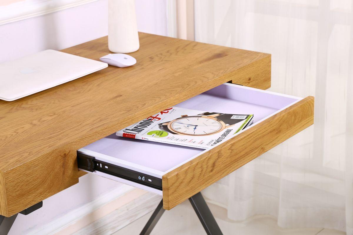Písací stôl Goodwill 100 cm dub