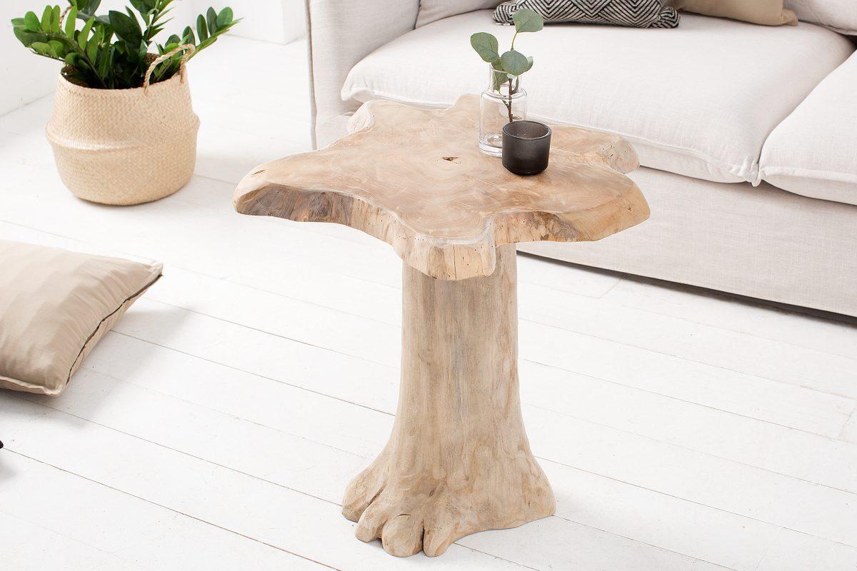 Konferenčný stolík Madeleine 60 cm teak