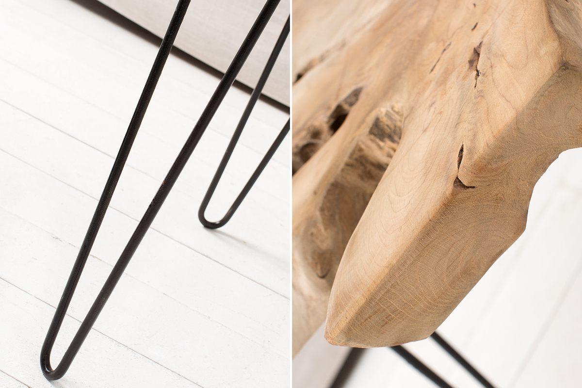 Odkladací stolík Jax 60 cm
