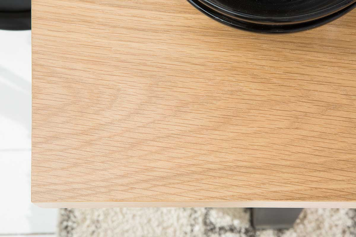 Jedálenský stôl  Kira 160 cm dub