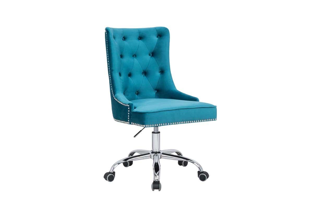 Kancelárska stolička Jett tyrkysová