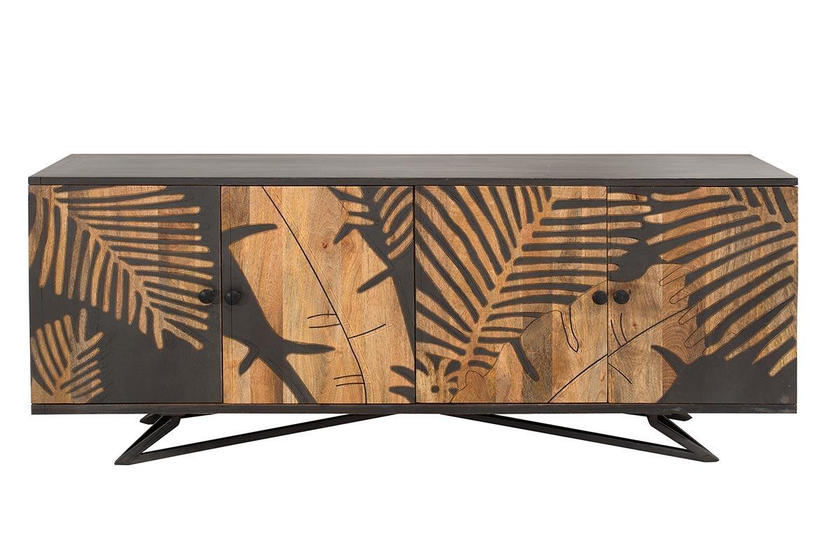 ffd5fa4b97 Dizajnová komoda Leland 175 cm mango